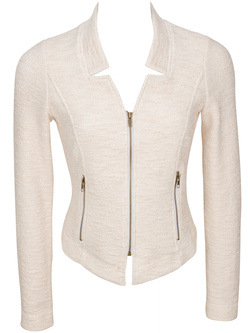 2TWO Gilet rose pale GABBY