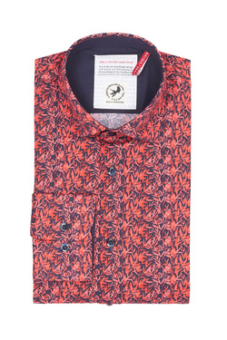 Chemise manches longues A FISH NAMED FRED 9101057 Rouge
