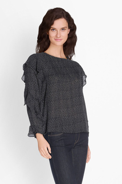 Blouse ANDY & LUCY FALLONE Noir
