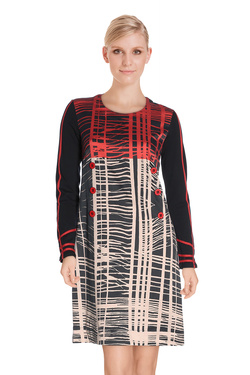 AVENTURES DES TOILES - Robe946162Rouge