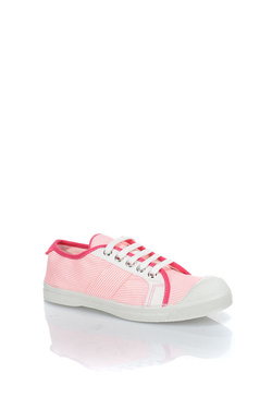 Chaussures BENSIMON F15132C20B TENNIS KELLY FINES Rose