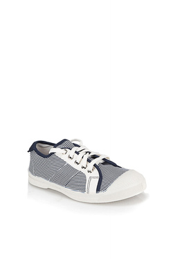 Chaussures BENSIMON F15132C20B TENNIS KELLY FINES Bleu marine