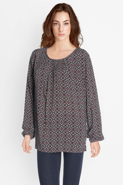 Blouse BETTY BARCLAY 6063 9791 Violet prune