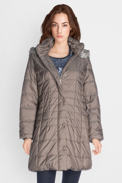 Doudoune BETTY BARCLAY 4372 9512 Taupe