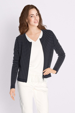 Gilet BETTY BARCLAY 6621 0316 Bleu
