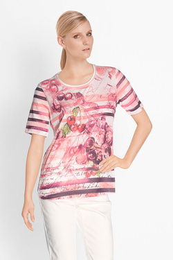 Tee-shirt BETTY BARCLAY 4734 0784 Rose