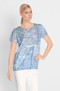 Tee-shirt BETTY BARCLAY 4778 0776 Bleu