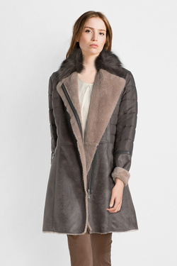 Manteau BETTY BARCLAY 4345 9515 Marron