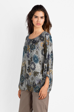Blouse BETTY BARCLAY 6025 9789 Gris