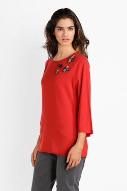 Pull BETTY BARCLAY 6612 0405 Rouge