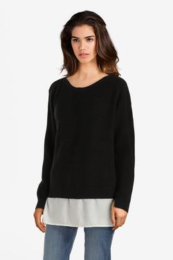 Pull BETTY BARCLAY 6730 0449 Noir