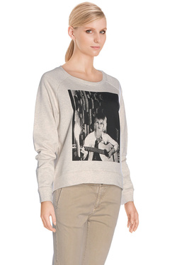 BRIGITTE BARDOT - Sweat-shirtBB49076Ecru
