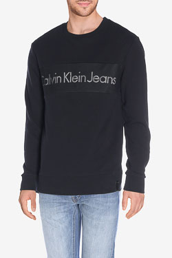 CALVIN KLEIN - Sweat-shirtJ30J304676Noir