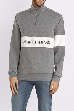 Sweat-shirt CALVIN KLEIN J30J311250 Gris