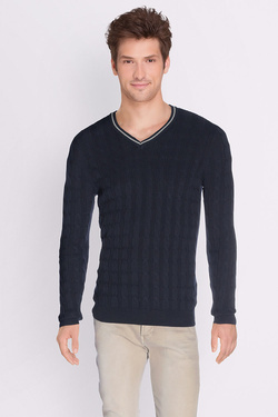 Pull CAMBRIDGE LEGEND 49CG1PU101 Bleu marine