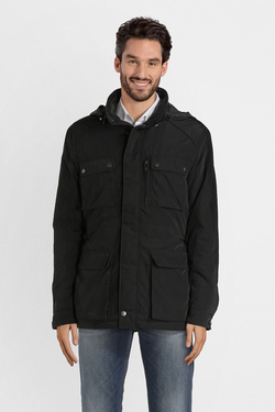 Parka CAMBRIDGE LEGEND 50CG1PB805 Noir