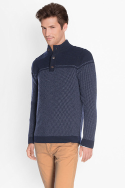 Pull CAMBRIDGE LEGEND 50CG1PU100 Bleu marine