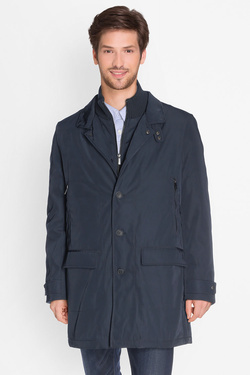 Manteau CAMBRIDGE LEGEND 50CG1IM800 Bleu marine