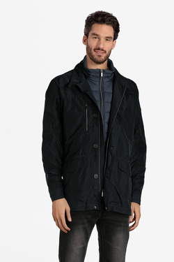 Parka CAMBRIDGE LEGEND 51CG1PB100 Bleu marine