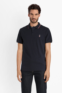 Polo CAMBRIDGE LEGEND 51CG1PO202 Bleu marine