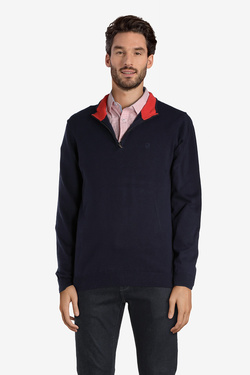 Pull CAMBRIDGE LEGEND 51CG1PU200 Bleu marine
