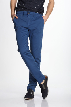 Pantalon CAMBRIDGE LEGEND 51CG1PS100 Bleu foncé