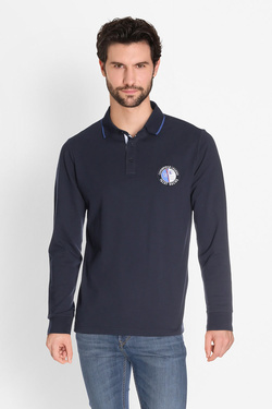 Polo CAMBRIDGE LEGEND 51CG1PO001 Bleu marine