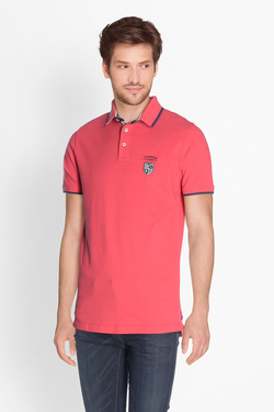 Polo CAMBRIDGE LEGEND 51CG1PO002 Rose vif
