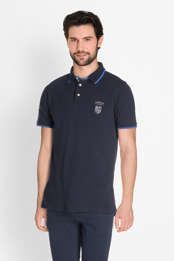 Polo CAMBRIDGE LEGEND 51CG1PO002 Bleu marine