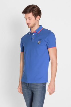 Polo CAMBRIDGE LEGEND 51CG1PO002 Bleu