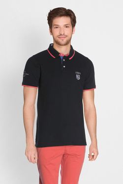 Polo CAMBRIDGE LEGEND 51CG1PO002 Noir