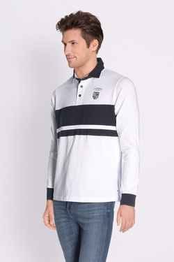 Polo CAMBRIDGE LEGEND 51CG1PO003 Blanc