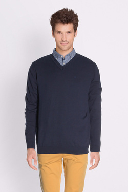 Pull CAMBRIDGE LEGEND 51CG1PU000 Bleu marine