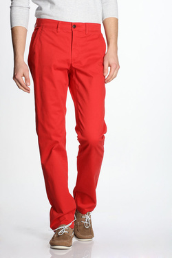 Pantalon CAMBRIDGE LEGEND 51CG1PS000 Rouge