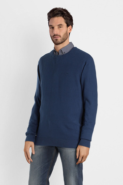 Pull CAMBRIDGE LEGEND 52CG1PU002 Bleu