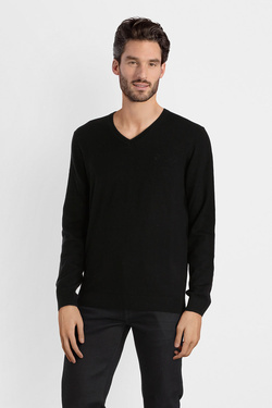 Pull CAMBRIDGE LEGEND 52CG1PU001 Noir