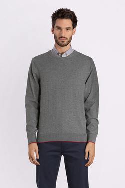 Pull CAMBRIDGE LEGEND 52CG1PU100 Gris