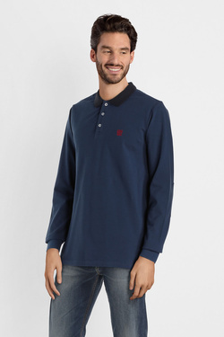 Polo CAMBRIDGE LEGEND 52CG1PO100 Bleu