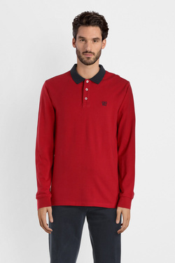 Polo CAMBRIDGE LEGEND 52CG1PO100 Rouge