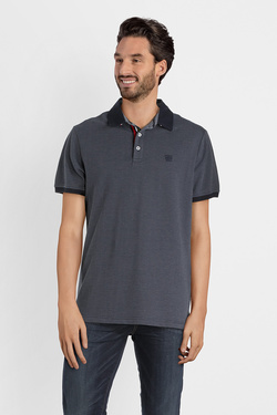 Polo CAMBRIDGE LEGEND 52CG1PO101 Bleu gris
