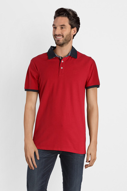 Polo CAMBRIDGE LEGEND 52CG1PO101 Rouge