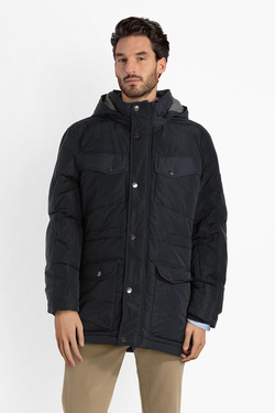 Parka CAMBRIDGE LEGEND 52CG1PB802 Bleu marine