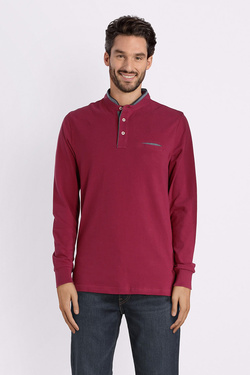 Polo CAMBRIDGE LEGEND 52CG1PO500 Rose foncé