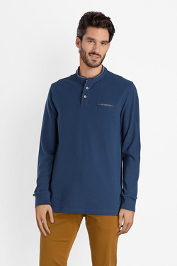 Polo CAMBRIDGE LEGEND 52CG1PO500 Bleu