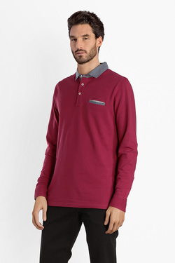 Polo CAMBRIDGE LEGEND 52CG1PO200 Rouge