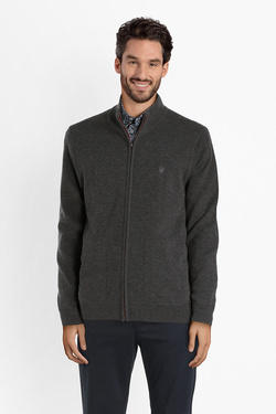 Gilet CAMBRIDGE LEGEND 52CG1GI000 Gris foncé