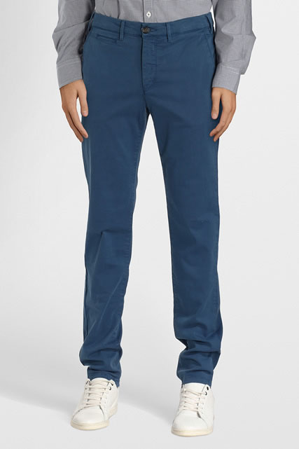 Pantalon chino coupe ajustée CAMBRIDGE LEGEND