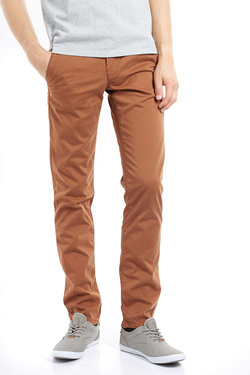 Pantalon CAMBRIDGE LEGEND 52CG1PS000 Marron