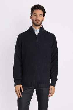 Pull CAMBRIDGE LEGEND 52CG1PU300 Bleu marine
