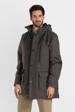 Parka CAMBRIDGE LEGEND 52CG1PB806 Gris